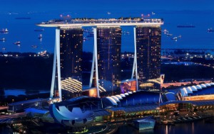 Visit Singapore via express bus