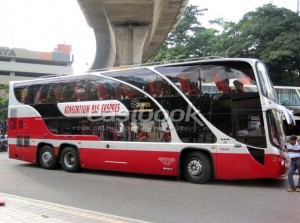 Bus from Singapore to Cameron Highlands