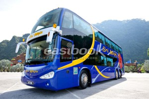 Bus from Singapore to Ipoh